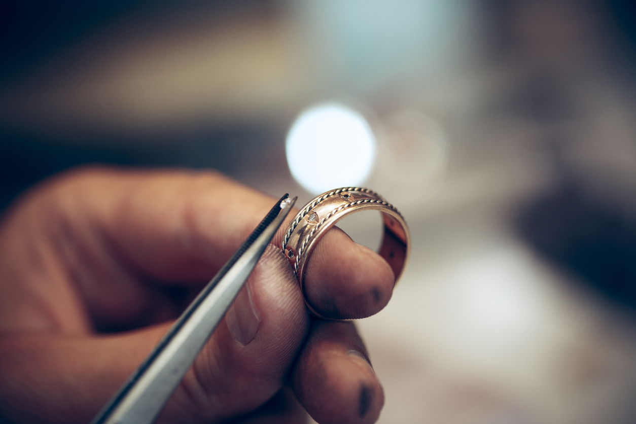 jewellery repair calgary